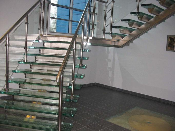 Glastreppe Augsburg G 145