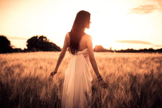 model | Johanna Witt