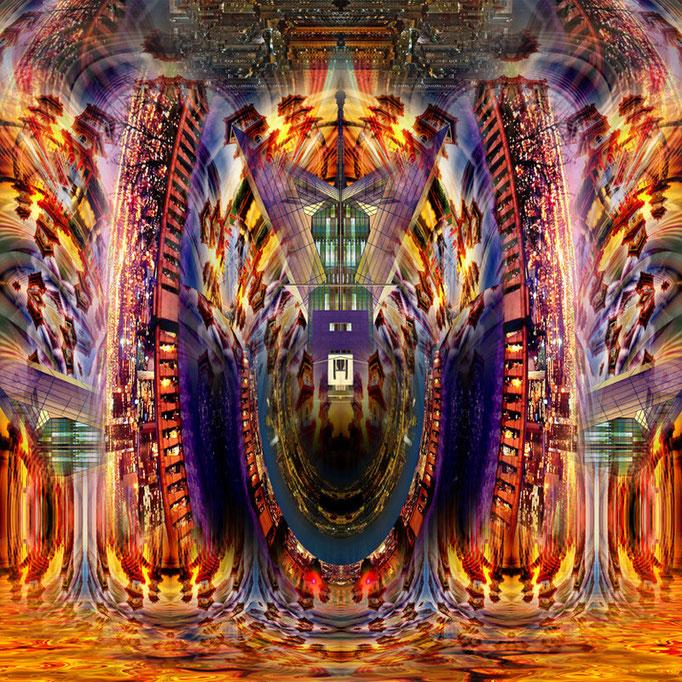 Inferno © kaleidoscope king