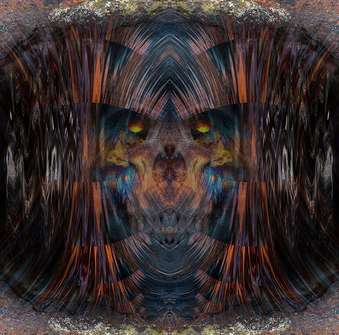 Demons © kaleidoscope king 2016