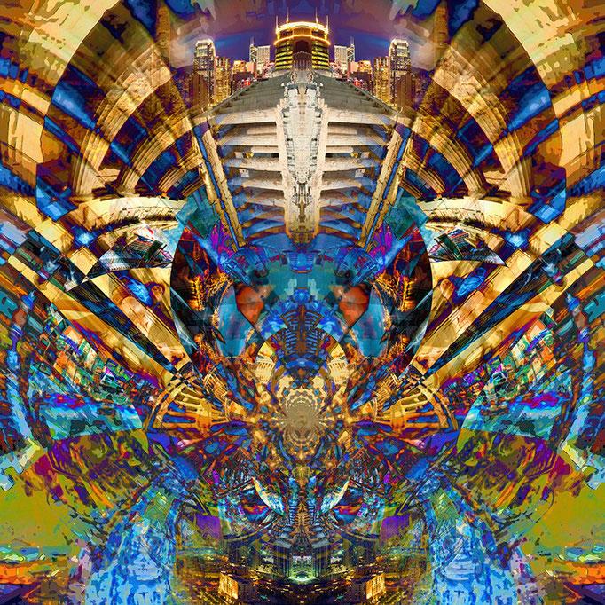 Psychedelic © kaleidoscope king 2013