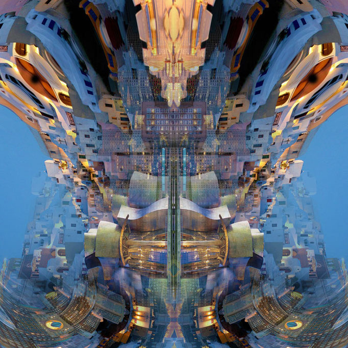 City Robot © kaleidoscope king