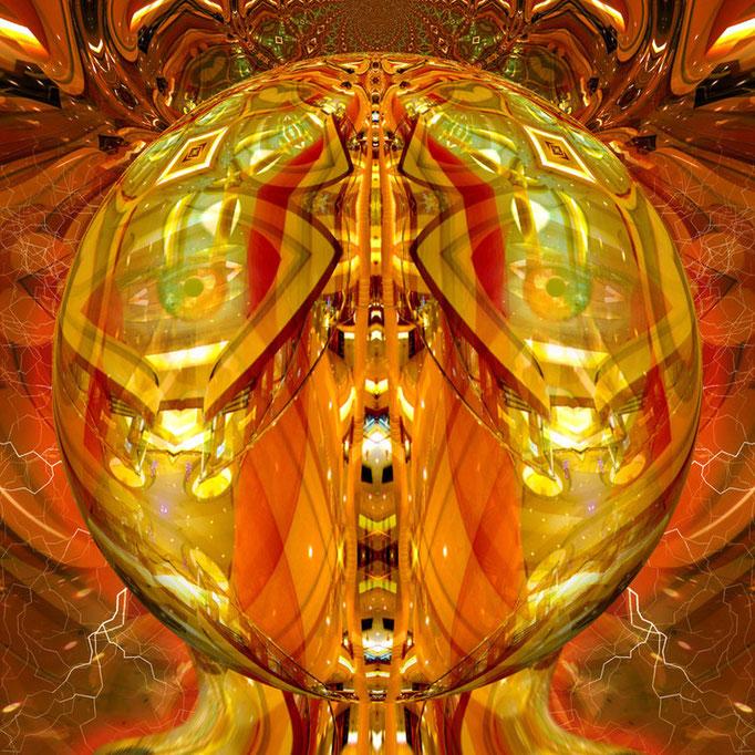 Too hot to handle © kaleidoscope king