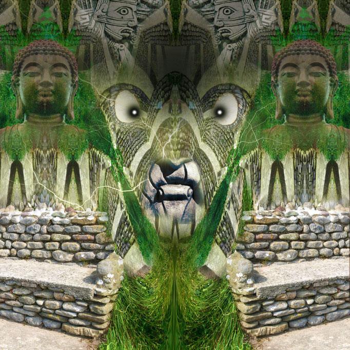 Mask © kaleidoscope king