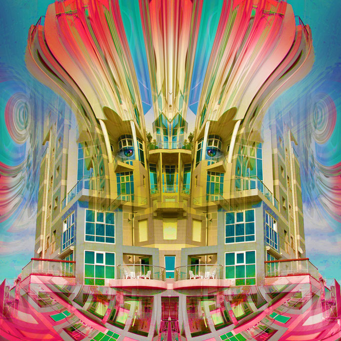 the Builder © kaleidoscope king