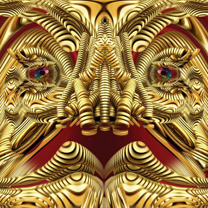Faced Money © kaleidoscope king