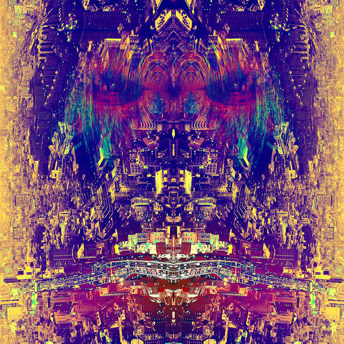 Hippy Hippy Tokyo © kaleidoscope king june 2015