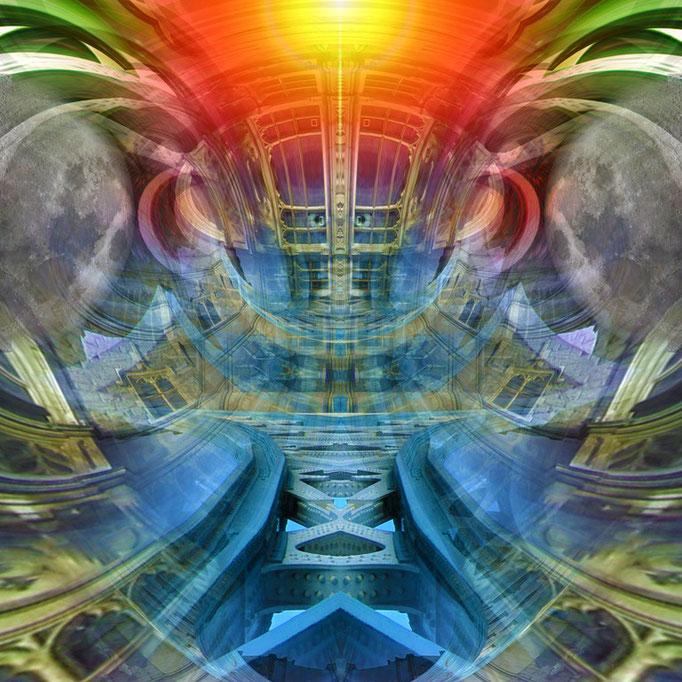 Zenmaster © kaleidoscope king