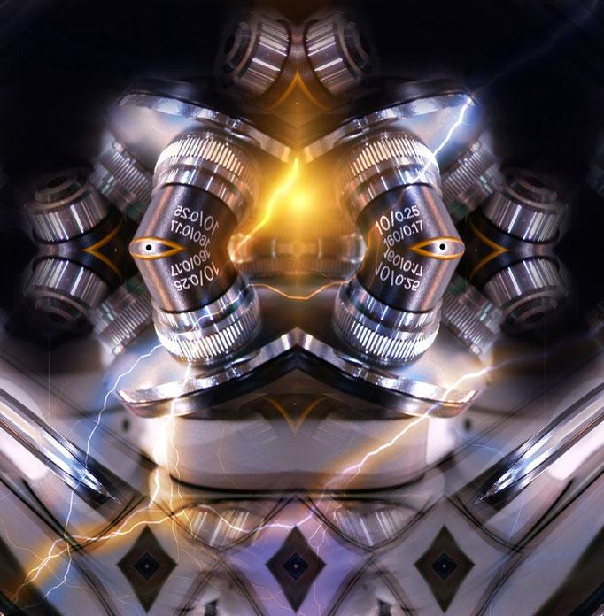 Microscoped © kaleidoscope king