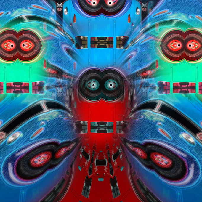 Scared © kaleidoscope king