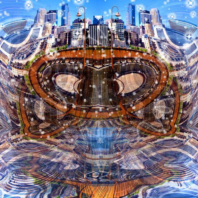 Minneapolis © kaleidoscope king