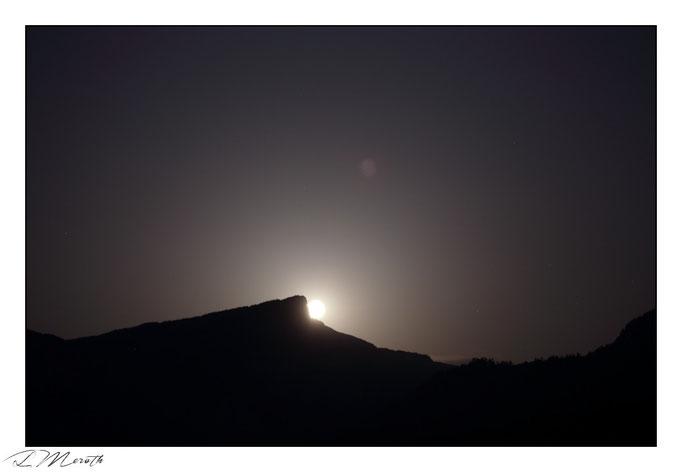 Levé de Lune