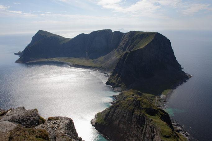 Paysage de Norvège (Varöy)