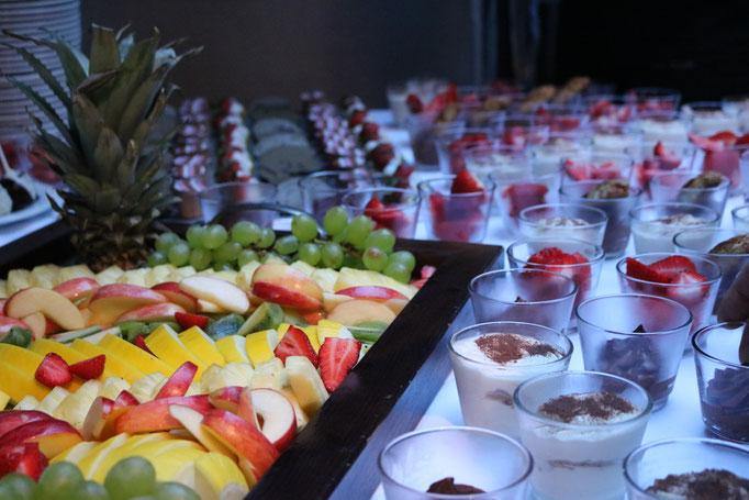 Dessert - Buffet - Hochzeit