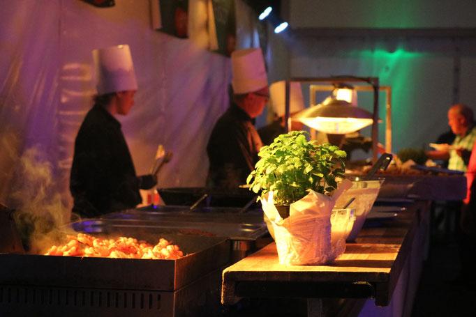 Catering - Buffet - Firmenevent
