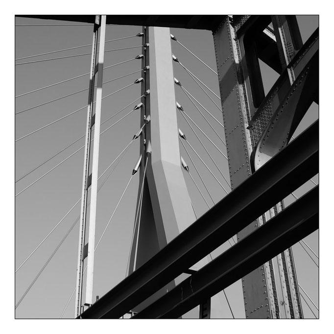 Berliner Brücke Halle / Saale