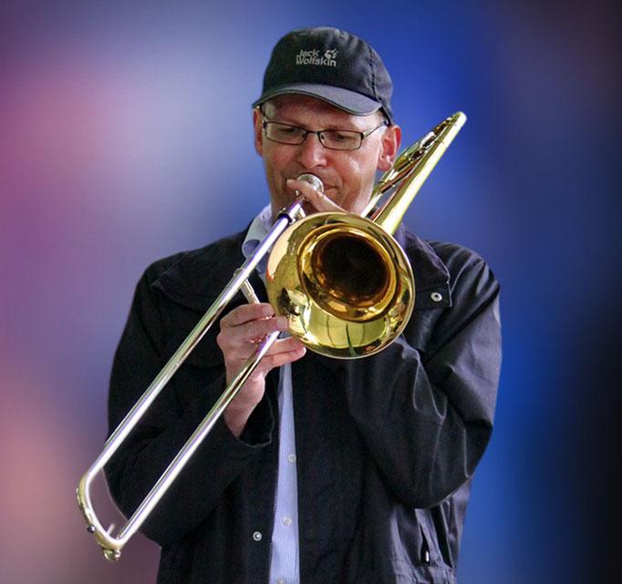 Jürgen Zimmerlein (Posaune, Tuba)