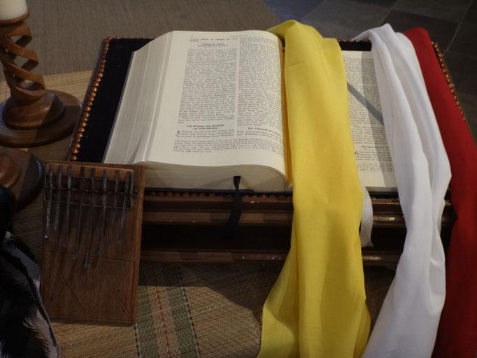 Vorbereitung Kirche - Joh.5