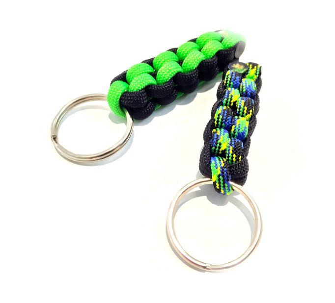 Neon Green/Black und Acquatica/Black