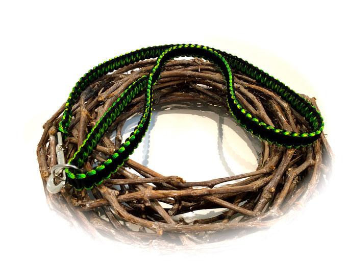 Standard-Leine (Farben: Gecko/Black)