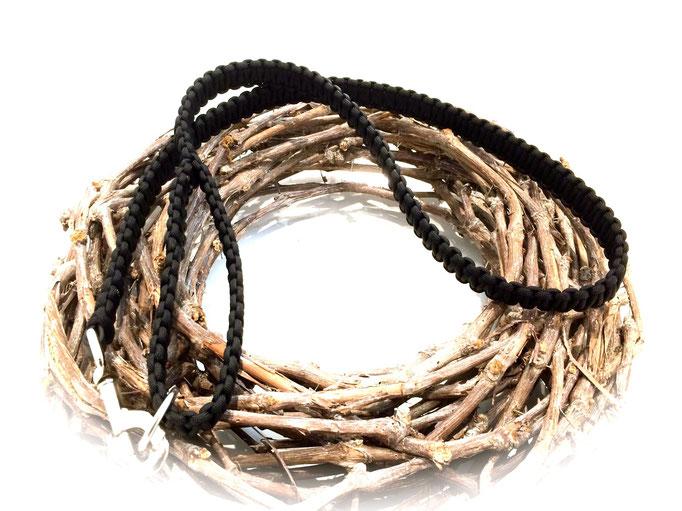 Standard-Leine (Farbe: Black, uni)