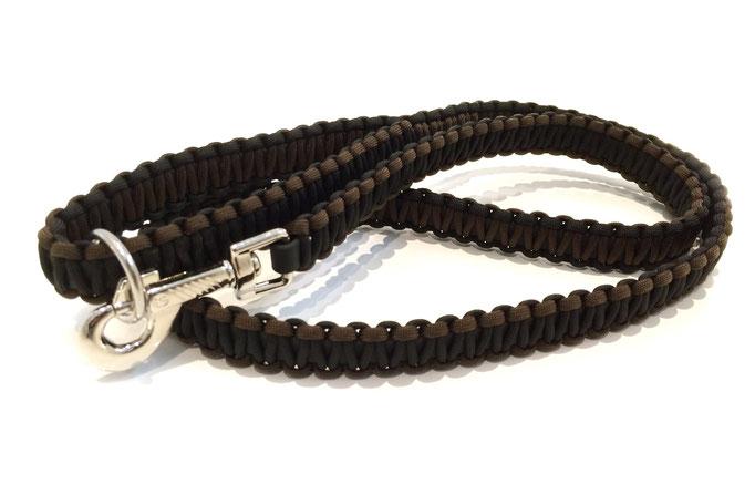 Standard-Leine (Farben: Black/New Brown)