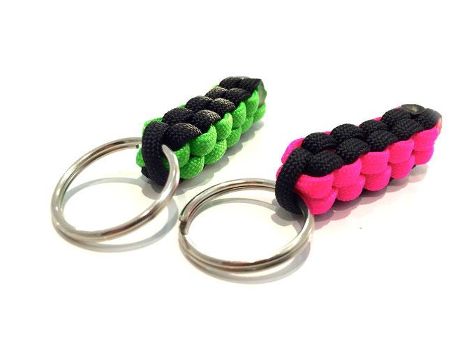 Neon Green/Black und Neon Pink/Black