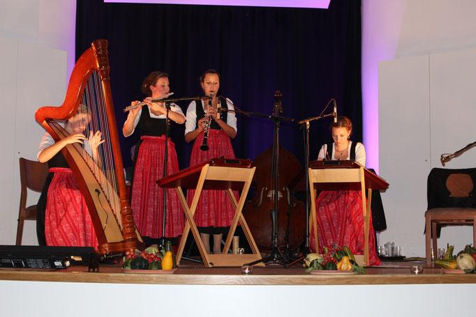 "Die ""Burschenpolka"" extra den Südtirolern gewidmet"