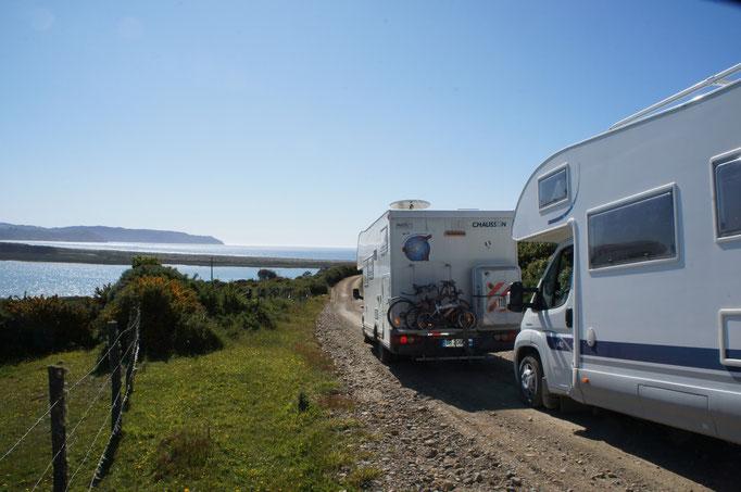 Balade entre camping caristes !