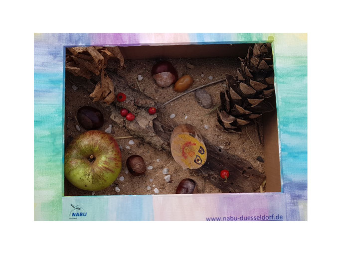 Pickelndes Grinseholzwürmchen von Anonym