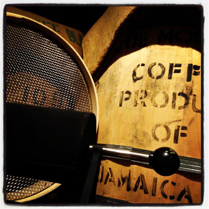 Raritäten Jamaica Blue Mountain