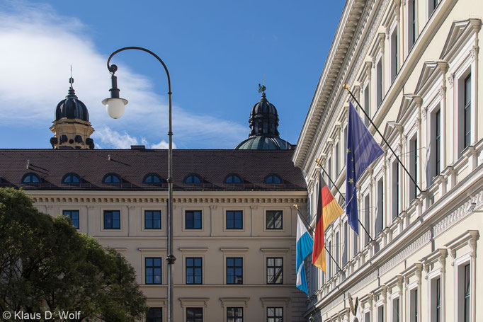 Architekturfotografie München, Innenministerium Bayern