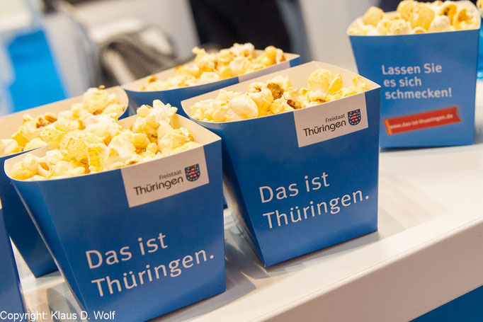 Messefotografie München; Thüringen auf der Messe expo real