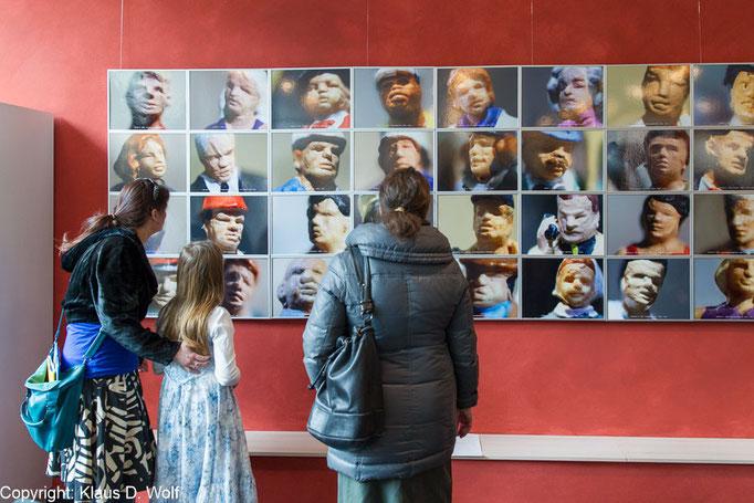 Veranstaltungsfotografie, Ausstellung in der GLS-Bank, München