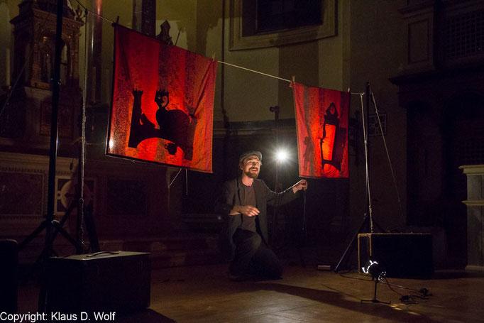 Eventfotograf München: Lange Nacht der Musik, St. Ursula, Theater Magica