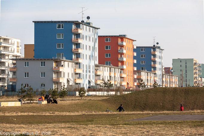 Architekturfotograf München: Wohnbau-Projekte Hasenbergl