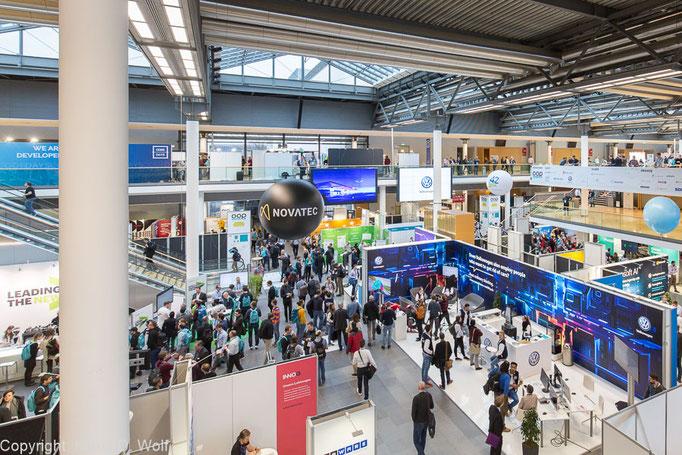 Konferenzfotograf, OOP Konferenz, ICM, München
