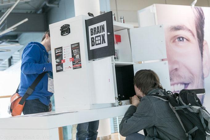 Messefotograf, Ausstellungsbereich OOP Konferenz, ICM München