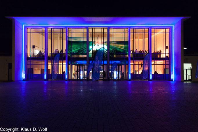 Alte Kongresshalle, München. Veranstaltunsfotografie, Bayerischer Nahverkehrskongress