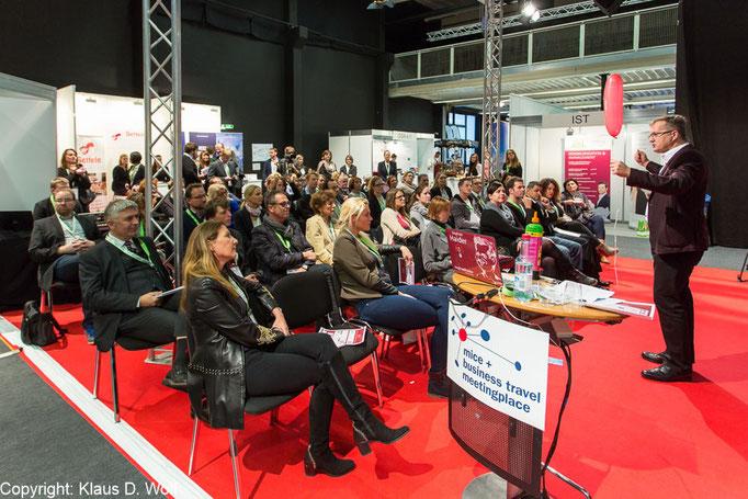 Messefotografie, mbt meetingplace, Fachmesse für Tagungs- und Veranstaltungsplaner, München