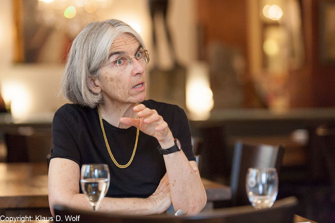 Fotojournalist München: Donna Leon für VIA Magazin (SBB)