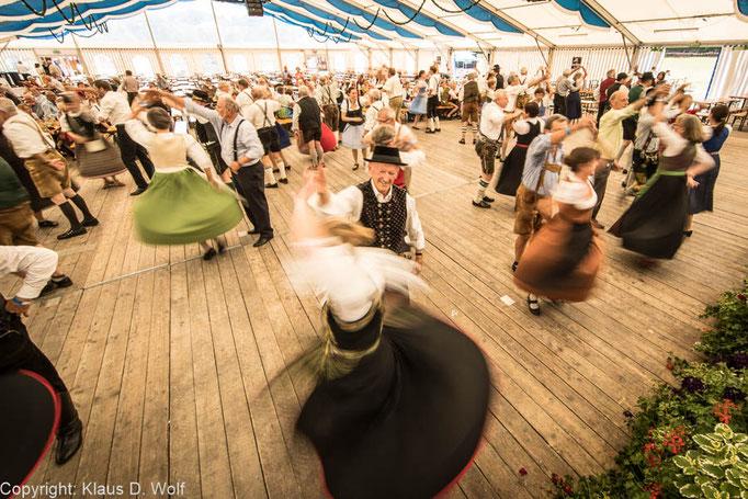 Veranstaltungsfotografie München: 1200 Jahre Menzing