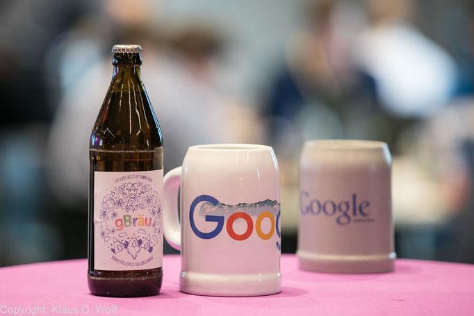 Eventfotografie, Google Mobile Site Hackathon, München