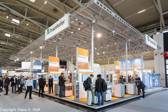 Messefotograf München: Laser World of Photonics, Messe München
