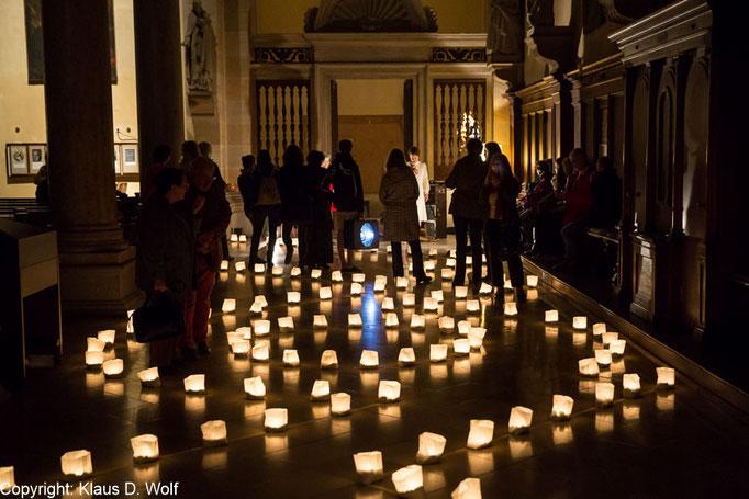 Veranstaltungsfotograf München: Lange Nacht der Musik, St. Ursula