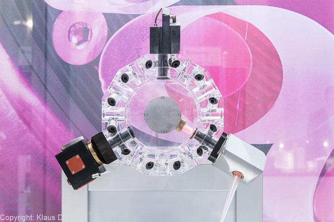 Messefotografie, Fraunhofer auf der Laser World of Photonics, München