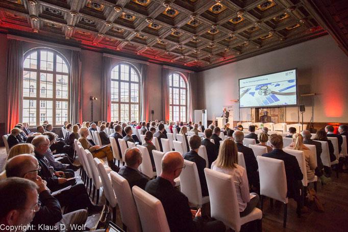 Veranstaltungsfotografie, Tagung der KVB, Palais Lenbach München