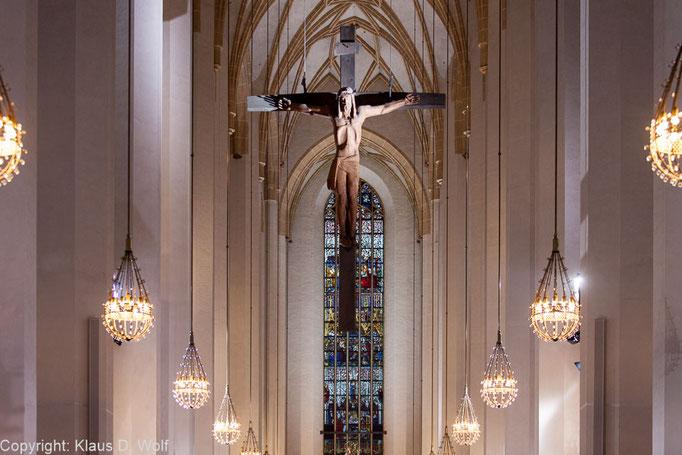 Frauenkirche München, Fotografie Festgottesdienst