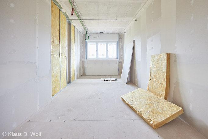 Architekturfotograf München, Baustellendokumentation