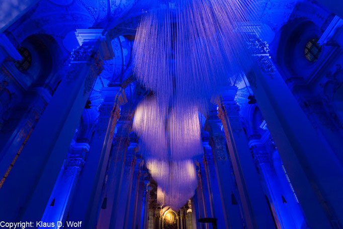 Michael Pendry, Clouds 2015, Heilig Geist, München